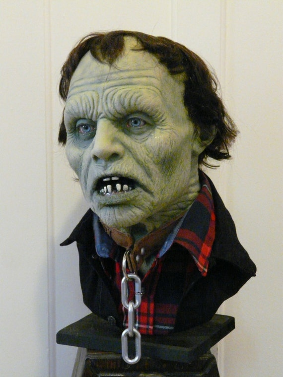 BUB Day Of The Dead museum bust