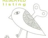 Reserved for Kristen. personalized children's wall art,  pig artwork, nursery room decor, nursery art painting,custom baby name