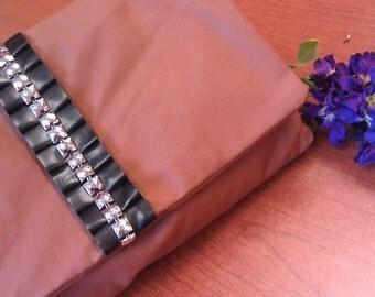 Faux Lamb Leather Side-bag