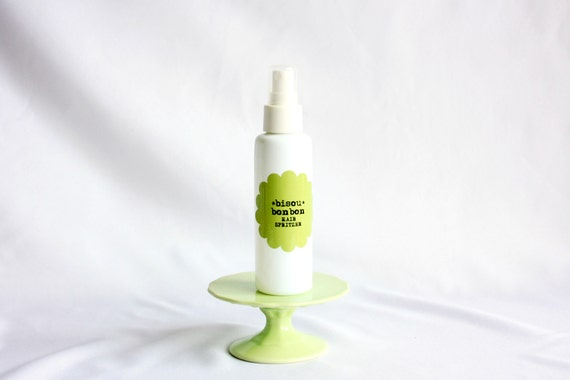 Hair Spritzer. Handcrafted all-natural hair mist.