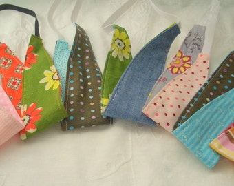 Fabric Reversible Headband, Choose 1 Headband