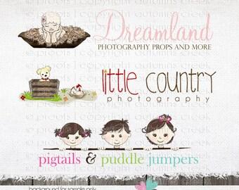 Custom Logo - Custom Illustration Logo Custom Design for Boutique  business Shop-custom logo branding package - complete logo package