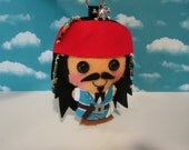 Reserved listing for Jack Sparrow in a kawaii style