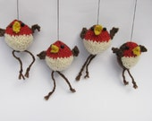 Knit Your Own Bobbin' Robins!