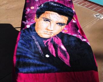 Never Used Vintage Elvis Presley Towel