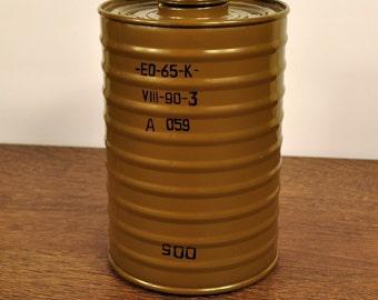 Vintage Gas Mask Filter