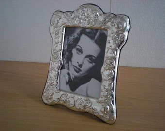 Handmade Sterling Silver Photo Picture Frame B1 9x13 GB new
