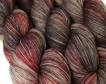 DESTINATIONS basic sock yarn HASHIMA ISLAND 75/25 sw wool/nylon 3.5oz 460 yards