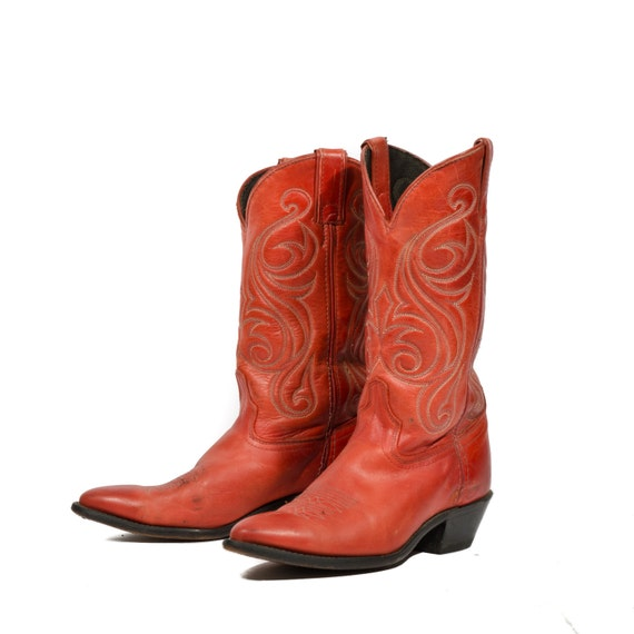 Awesome 5 Best Red Cowboy Boots For Women Of 2018 - Red Boots