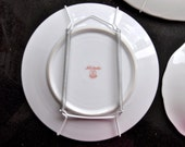 """MEDIUM Wire Plate Hanger for China Plates 13 - 19 cms 5"""" - 7.5 inches"""