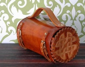 Hand-Carved Celtic Bag - ...