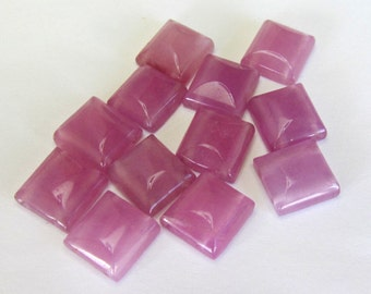Lilac Crystal Squares