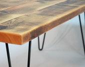 Kingsley Minimalist Hairpin Coffee Table
