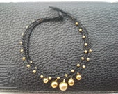 2 in 1 chains jingle bells anklet  Thailand Handmade jewelry new collection arrived on summer  gift idea by Nannapatt