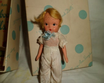 Vintage Nancy Ann Storybook RING BEARER DOLL # 84