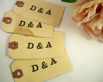 100 Travel Theme Wedding Tags. Paper Luggage Tag. Gift Favor Tag. Travel Shabby Name Card Place Card Anthropologie. Boho.