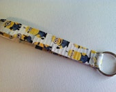 Duct Tape Keychain- Minions