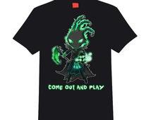 Thresh  t-shirt  - League of Legends