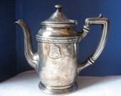 Vintage Hotel Silver, Vintage Hotel Roosevelt Teapot