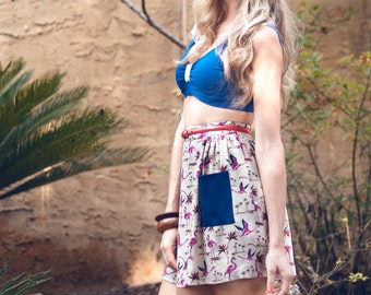 The Pink Flamingo Skirt 25% Off