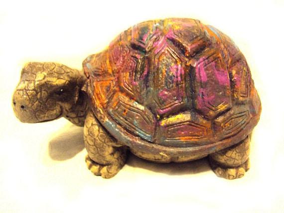 Turtle Hippy,  ooak