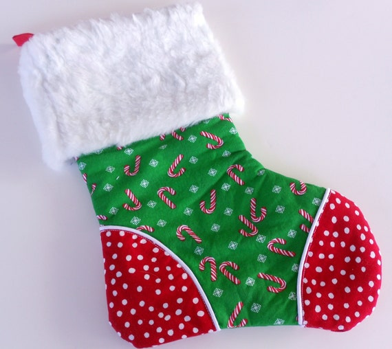 Sale christmas stockings candy cane stocking christmas gifts baby