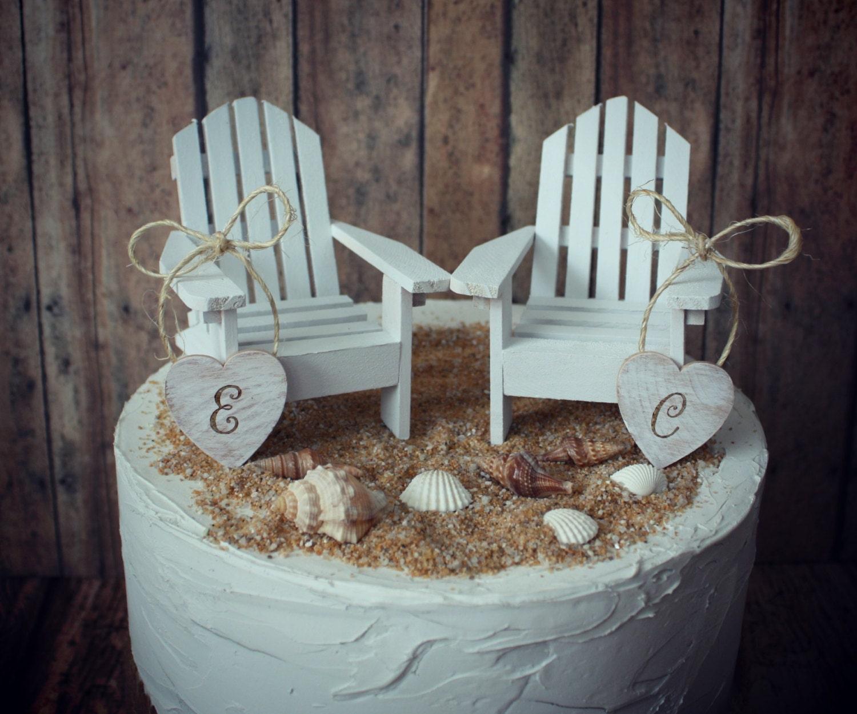 Adirondack beach wedding chairs miniature Adirondack