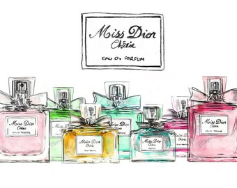 Miss Dior Collection
