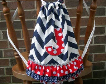 Custom Dance and Cheer Drawstring Backpack with Monogram