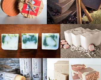Monthly Gift Box, Mystery Box, FREE SHIPPING, Natural Soap, Monthly Gift Subscription