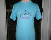 personalized  crown shirt or just left blank
