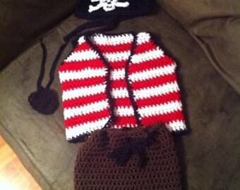 Ravelry: Pirate Eye Patch pattern by Conger's Crochet