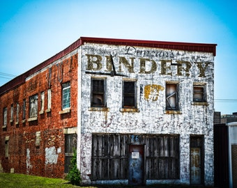 Oklahoma City - Building - Old - Architecture - Downtown - Duncan Bindery Building Profile
