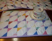 Special order for Heather Set of 6 Placemats