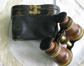 Lemaire Opera Glasses - binoculars with little bee trademark - VintageVagabondToo