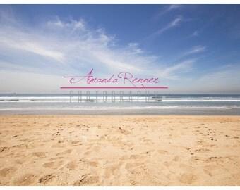 Fine Art Photography - 20x30 Canvas Gallery Wrap - Ocean Landscape