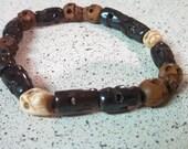 Supernatural Skull Bracelet