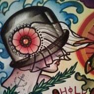 la llorona coloring pages - photo#35
