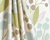 Custom Window Treatments - Drapery Panels, Roman Shades, Shower Curtains, & Pillows