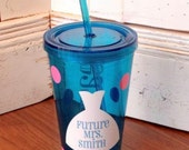 Future Mrs. Tumblers - Bridal Shower - Bride to Be Gift - Bride Gift - Bride Cup - Personalized Bride Cup