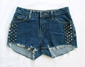 SALE Spiked Sides Shorts Size Small CLEARANCE