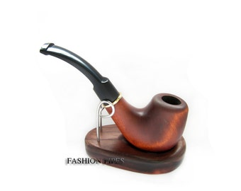 Handcrafted Bent mini Tobacco Pipe, wooden pipe, Wood pipe, Smoking  Pipes/Pipe - Best Price in FPS