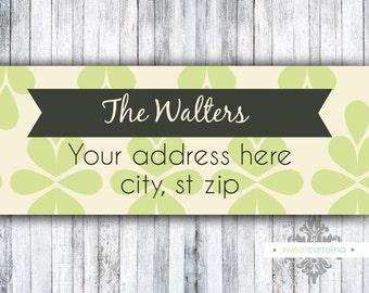 Return Address Labels - Stickers - Joy