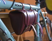 Leather Bicycle Tool Bag,...