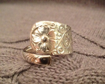 Daisy 1892 Demitasse Spoon Ring