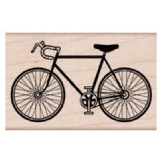 stempel fahrrad