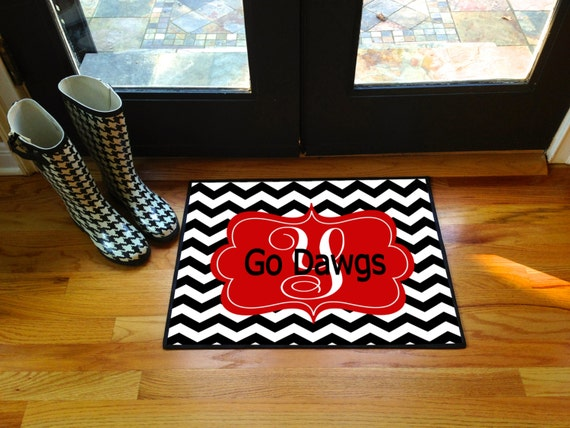 Items Similar To Go Dawgs Georgia Bulldogs Personalized