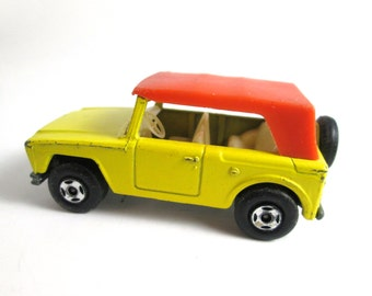 Vintage Lesney Field Car #18 Matchbox 1969