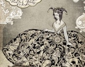 Stultitia Art Print
