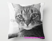 personalized pet pillow Custom photo pillow  Custom pet pillow throw pillow cover Custom pop art pet pillow from your photo picture pillows